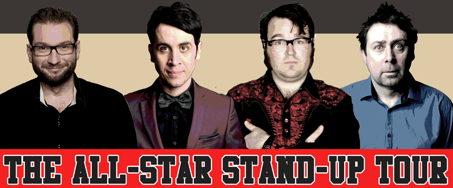 The All-Star Stand-Up Tour 2016