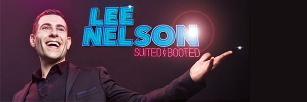 Lee Nelson: Suited and Booted