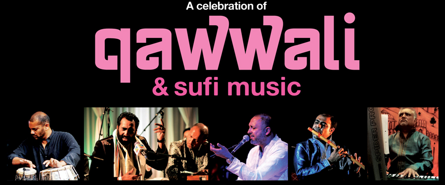 Celebration of Qawalli and Sufi music