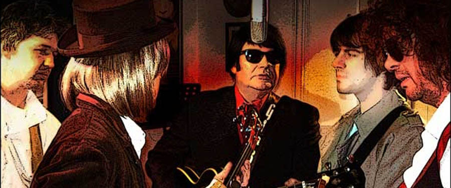 Roy Orbison and The Traveling Wibury's Tribute Show