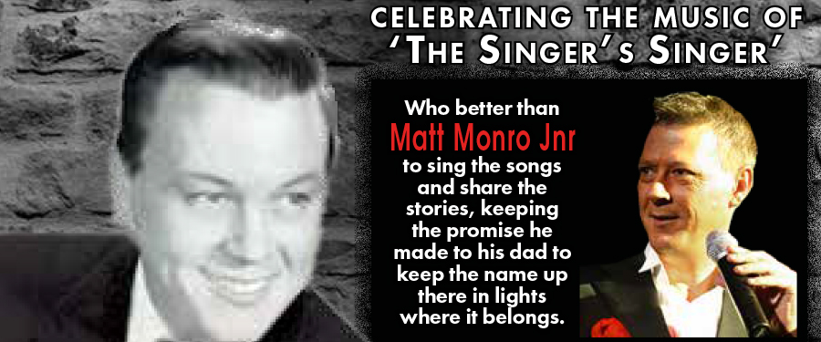 Matt Monro Junior
