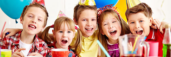 Kids parties at Crewe Lyceum.