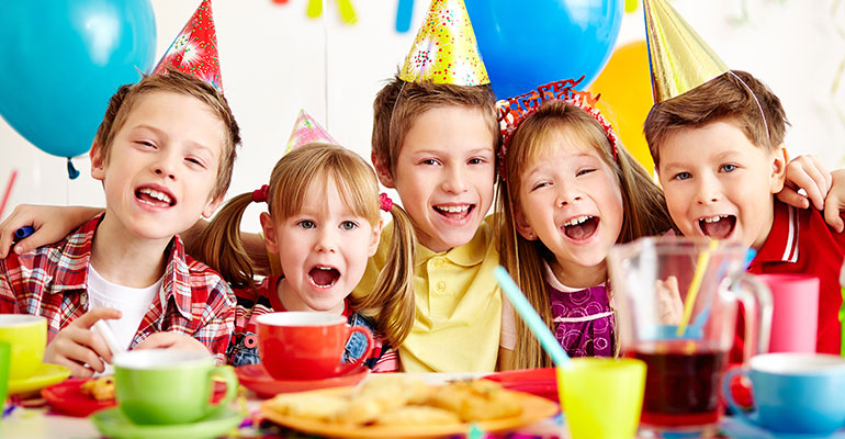 Hold your child's birthday party at the Lyceum!