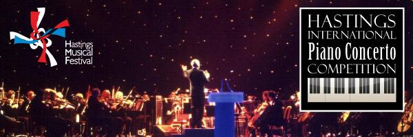 Hastings International Piano Concerto Semi-Final