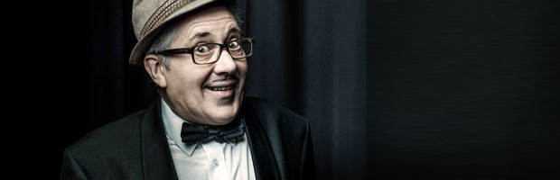 Count Arthur Strong: Somebody up there licks me!
