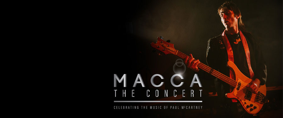 Macca - The Paul McCartney Story
