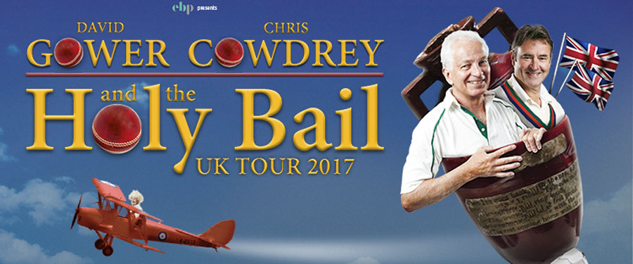 Gower, Cowdrey & The Holy Bail