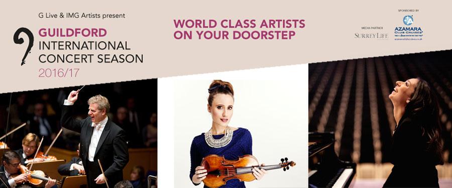 Guildford International Concert Season 2016/17