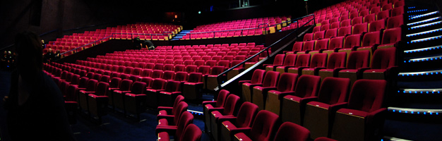 Wyvern Theatre Auditorium