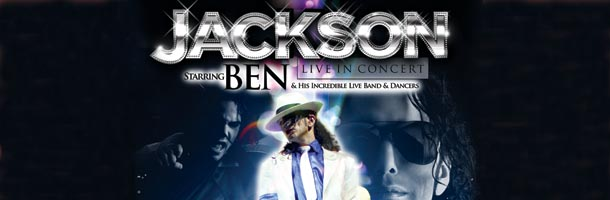 Jackson – Live in Concert!