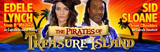 The Pirates of Treasure Island