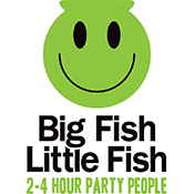 Sun 29 Mar - Big Fish Little Fish  - Family Rave
