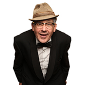 Sat 27 May - Count Arthur Strong