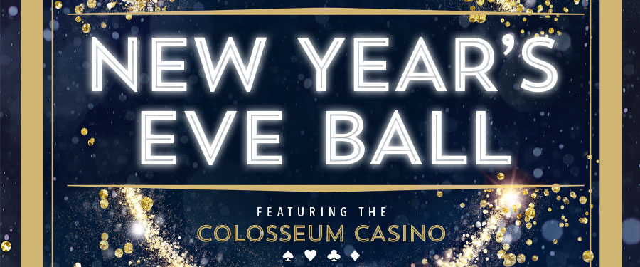 New Year's Eve Ball 2017