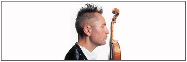 Nigel Kennedy presents: Bach + Fats Waller