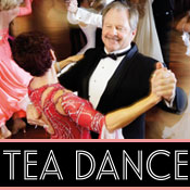 Tue 12 Sep - Tea Dance