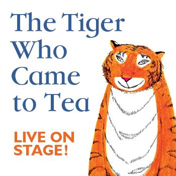 Tue 27 Jun - The Tiger Who Came To Tea