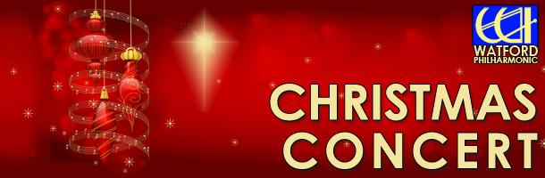 Watford Philharmonic Society Christmas Concert