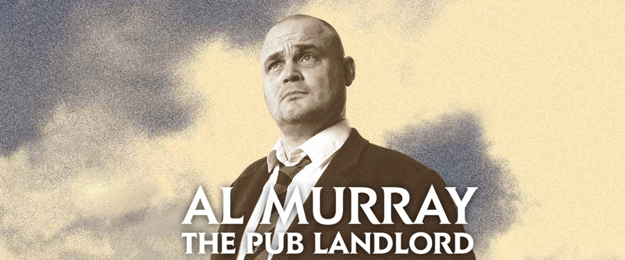 WS: Al Murray The Pub Landlord: Let's Go Backwards Together