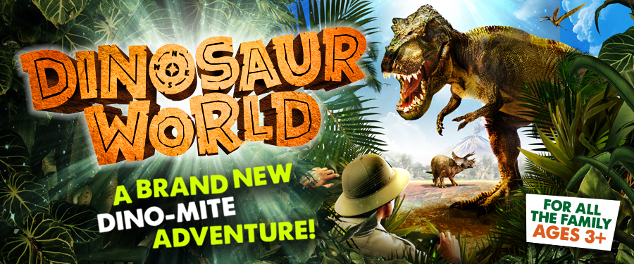 WS: Dinosaur World