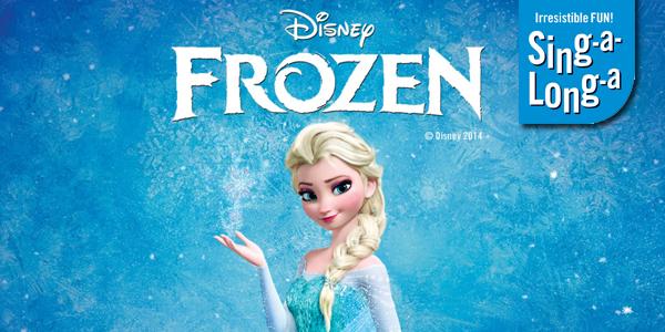 Sing A Long A Frozen
