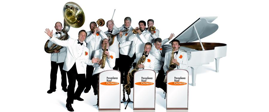 WS: Pasadena Roof Orchestra