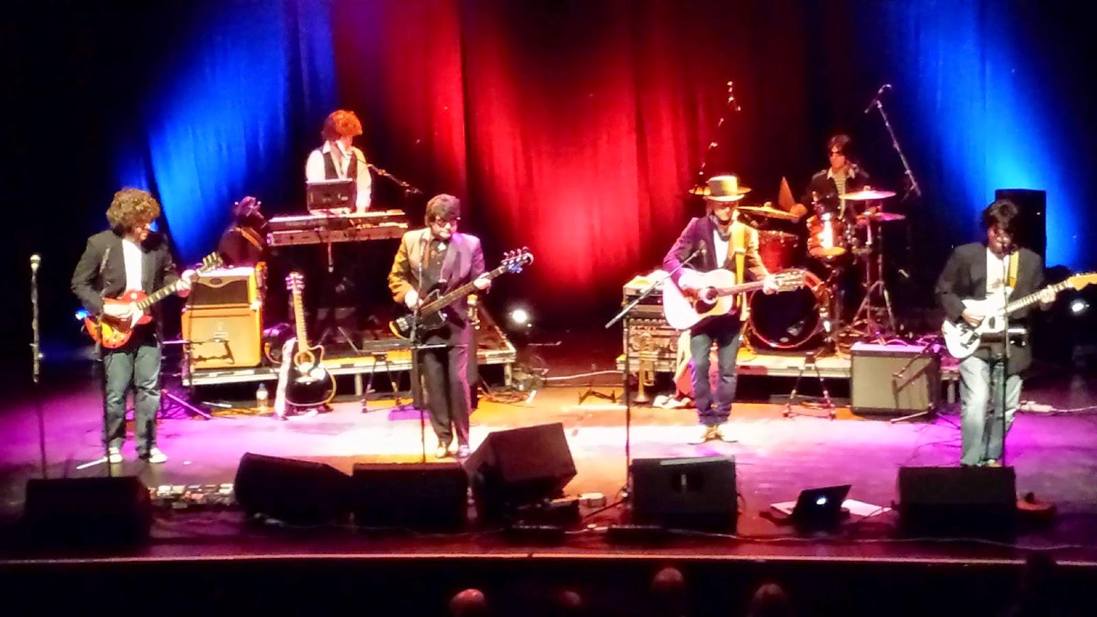 Roy Orbisob & the Travelling Wilburys