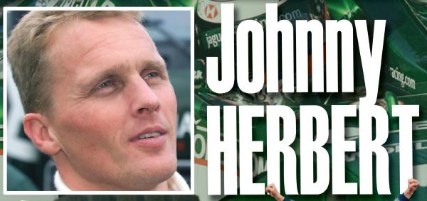 Johnny Herbert