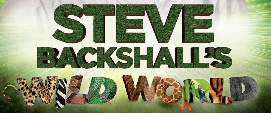 Steve Backshall's
